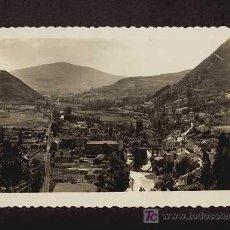Postales: POSTAL DE PUENTE VIESGO (CANTABRIA): VISTA GENERAL (ED.CASTRO NUM.5). Lote 3344873