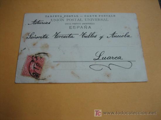 Postales: SANTANDER 13-10-1926 - Foto 2 - 25638986