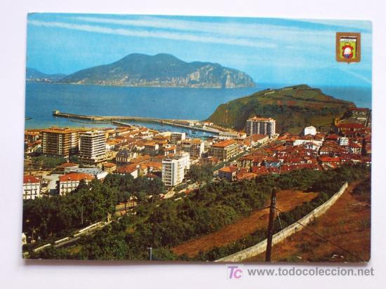 LAREDO (SANTANDER) -VISTA GENERAL - CORCULADA AÑO 1973 - EDITADA POR DOMINGUEZ MADRID (Postales - España - Cantabria Moderna (desde 1.940))