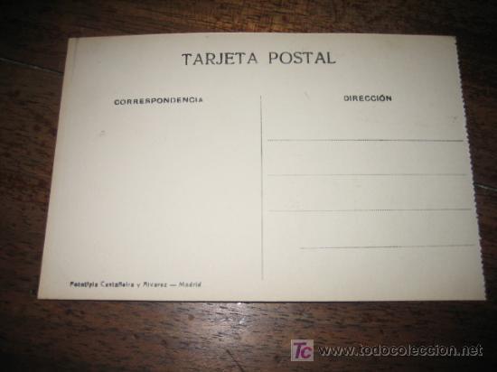 Postales: SANTANDER CALLE DE CASTELAR FOTOTIPIA CASTAÑEIRA Y ALVAREZ - Foto 2 - 7206158