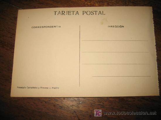 Postales: SANTANDER BOULEVARD FOTOTIPIA CASTAÑEIRA Y ALVAREZ - Foto 2 - 7206166