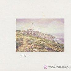 Postales: SANTANDER,FARO DE CABO MAYOR. Lote 6585800