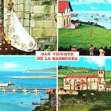 Postales: POSTAL DE SAN VICENTE DE LA BARQUERA Nº441, SANTANDER. Lote 7419629