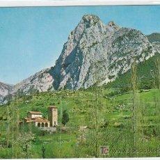 Postales: POSTAL DE SANTANDER Nº13, SANTA MARIA DE LEBEÑA SIGLO IX, POTES. Lote 7504825