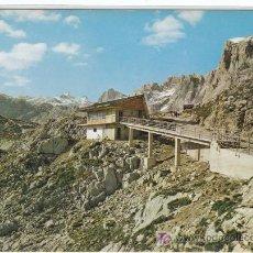 Postales: POSTAL DE SANTANDER Nº21, REFUGIO Y MACIZO CENTRAL, PICOS DE EUROPA. Lote 7504868