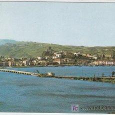 Postales: POSTAL DE SANTANDER Nº38, SAN VICENTE DE LA BARQUERA, VISTA GENERAL. Lote 7504982