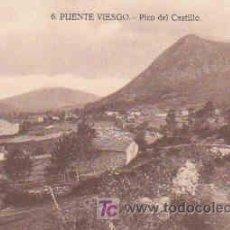 Postales: POSTAL DE PUENTE VIESGO Nº6, PICO DEL CASTILLO. Lote 7913375