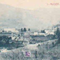 Postales: POSTAL DE ALCEDA Nº1, VISTA PARCIAL. Lote 7913560