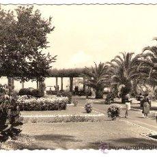 Postales: TARJETA POSTAL DE SANTANDER. Nº7. JARDINES DE PIQUIO. GARCIA GARRABELLA Y COMPAÑIA- ZARAGOZA. . Lote 8733381