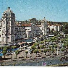 Postales: SANTANDER.PLAZA DE ITALIA.SERIE IBERIA.. Lote 9706883