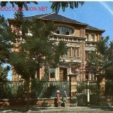 Postales: POSTAL DE LA RESIDENCIA VELARDE (CASTRO URDIALES). Lote 1730489