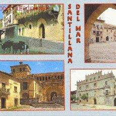 Postales: SANTILLANA DEL MAR. Lote 2027834