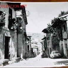 Postales: ANTIGUA FOTO POSTAL DE SANTILLANA DEL MAR (CANTABRIA) - ARRIBAS - SIN CIRCULAR. Lote 2421761