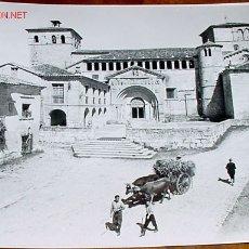 Postales: ANTIGUA FOTO POSTAL DE SANTILLANA DEL MAR (CANTABRIA) - ARRIBAS - SIN CIRCULAR. Lote 2421767