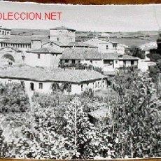 Postales: ANTIGUA FOTO POSTAL DE SANTILLANA DEL MAR (CANTABRIA) - ARRIBAS - SIN CIRCULAR. Lote 2421777