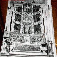 Postales: ANTIGUA FOTO POSTAL DE SANTILLANA DEL MAR (CANTABRIA) - ARRIBAS - SIN CIRCULAR. Lote 2421799