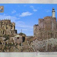 Postales: CASTRO URDIALES. IGLESIA DE SANTA MARIA Y FARO.. Lote 26304054
