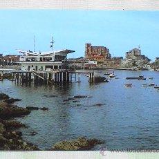 Postales: CASTRO URDIALES. CLUB NÁUTICO.. Lote 14988130