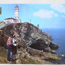 Postales: FARO DE CABO MAYOR. Lote 26304057