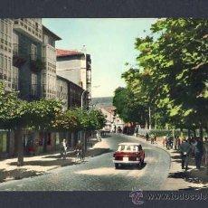 Postales: POSTAL DE REINOSA (CANTABRIA): CALLE DE JOSE ANTONIO PRIMO DE RIVERA (ED.LAPIZ DE ORO). Lote 9988683