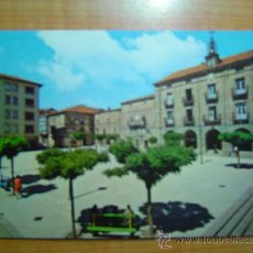 Postales: POSTAL REINOSA (SANTANDER) PLAZA ESPAÑA SIN CIRCULAR. Lote 10022414