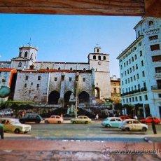 Cartes Postales: POSTAL SANTANDER 301 - CATEDRAL Y PLAZA DE LA ASUNCIÓN - FOTO ALSAR. Lote 25665451