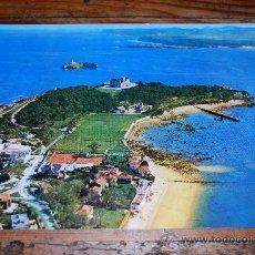 Cartes Postales: RESERVADO CANTABRIA - POSTAL SANTANDER 3 - PENÍNSULA DE LA MAGDALENA (VISTA AEREA). Lote 220720425