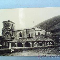Postales: LIMPIAS N.8--IGLESIA PARROQUIAL,FRENTE , CANTABRIA --- SIN CIRCULAR. Lote 18866405