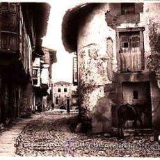 Postales: POSTAL DE SANTILLANA DEL MAR Nº3305 CALLE TIPICA FOTOGRAFICA. Lote 11000824