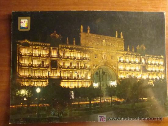 SANTANDER (CANTABRIA) EDIFICIO DEL BANCO SANTANDER (Postales - España - Cantabria Moderna (desde 1.940))