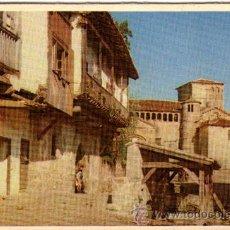 Postales: Nº 96 POSTAL CANTABRIA SANTILLA DEL MAR. Lote 11728040