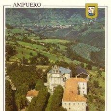 Postales: Nº 1851 POSTAL CANTABRIA AMPUERO. Lote 11868249