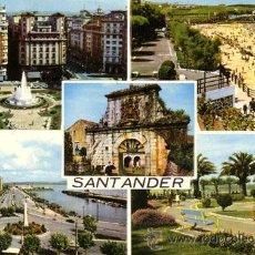 Postales: Nº 3058 POSTAL SANTANDER. Lote 12045873
