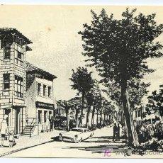 Cartoline: RENEDO DE PIÉLAGOS, SANTANDER, CANTABRIA. 1965. APERTURA SUCURSAL BANCO BILBAO. Lote 25859955