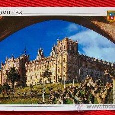 Postais: CANTABRIA - COMILLAS. Lote 12771012