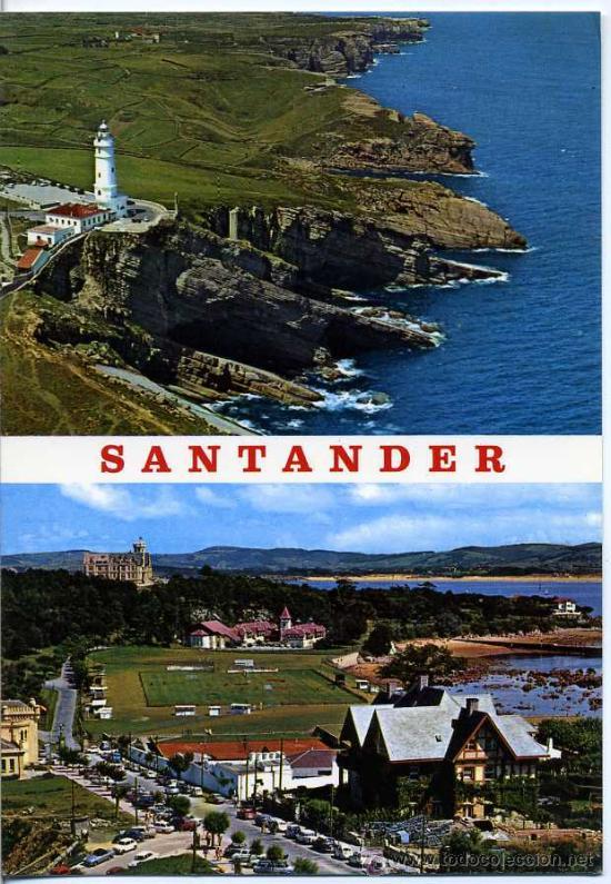 FARO Y PENINSULA DE LA MAGDALENA( SANTANDER )+ POSTALES Y MUCHO + EN MI TIENDA (Postales - España - Cantabria Moderna (desde 1.940))