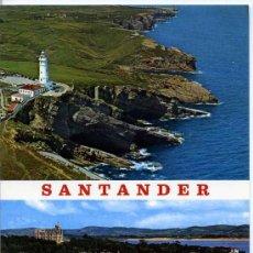Postales: FARO Y PENINSULA DE LA MAGDALENA( SANTANDER )+ POSTALES Y MUCHO + EN MI TIENDA. Lote 12935227