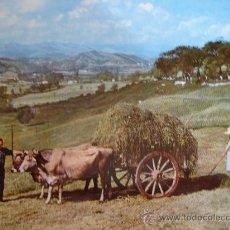 Postales: SANTANDER CARRETA TÍPICA. ENVÍO ORDINARIO GRATIS.. Lote 19782289