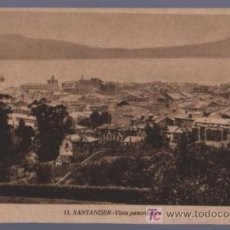 Postales: TARJETA POSTAL DE SANTADER. VISTA PANORAMICA. 11. L. ROISIN.. Lote 14414759