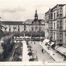 Postales: TORRELAVEGA(CANTABRIA).- BARÓN DE PERAMOLA. Lote 15497079