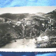 Postales: POSTAL CANTABRIA REINOSA NACIMIENTO RIO EBRO 1958 ESCRITA. Lote 23188777