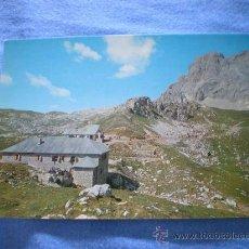 Postales: POSTAL PICOS EUROPA REFUGIO ALIVA NO CIRCULADA. Lote 15661253