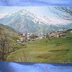 Postales: POSTAL PICOS EUROPA SOTRES NO CIRCULADA. Lote 15661322