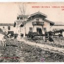 Postales: TARJETA POSTAL DE GRANJA CACICEDO. CARLOS POMBO. SANTANDER. FOT. LOS ITALIANOS, SANTANDER. Lote 16879730