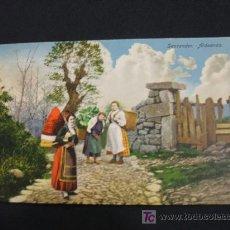 Postales: SANTANDER - ALDEANAS - . Lote 17603256