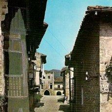 Postales: SANTILLANA DEL MAR (SANTANDER) - CALLE TÍPICA. Lote 17959486