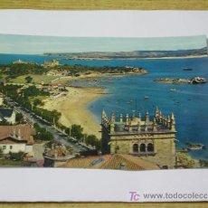 Postales: **PRECIOSA POSTAL,--SANTANDER--(PENINSULA DE LA MAGDALENA)**. Lote 18059004
