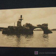 Postales: SANTANDER - LA PEÑA HORADADA - . Lote 18346198