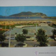 Postales: LAREDO (CANTABRIA) - 2010 - PLAZA MONUMENTO AL PESCADOR, PLAYA Y CLUB - EDI. ARRIBAS - CIRCULADA. Lote 18725526