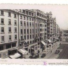 Postales: 93.-SANTANDER - AVDA. CALVO SOTELO ED. ARRIBAS. Lote 27346671
